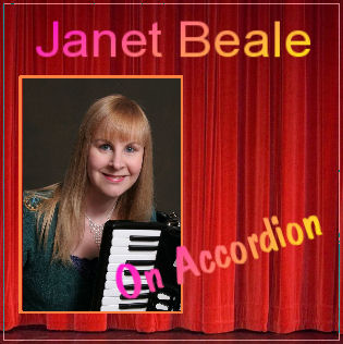 Janet Beale - Accordion